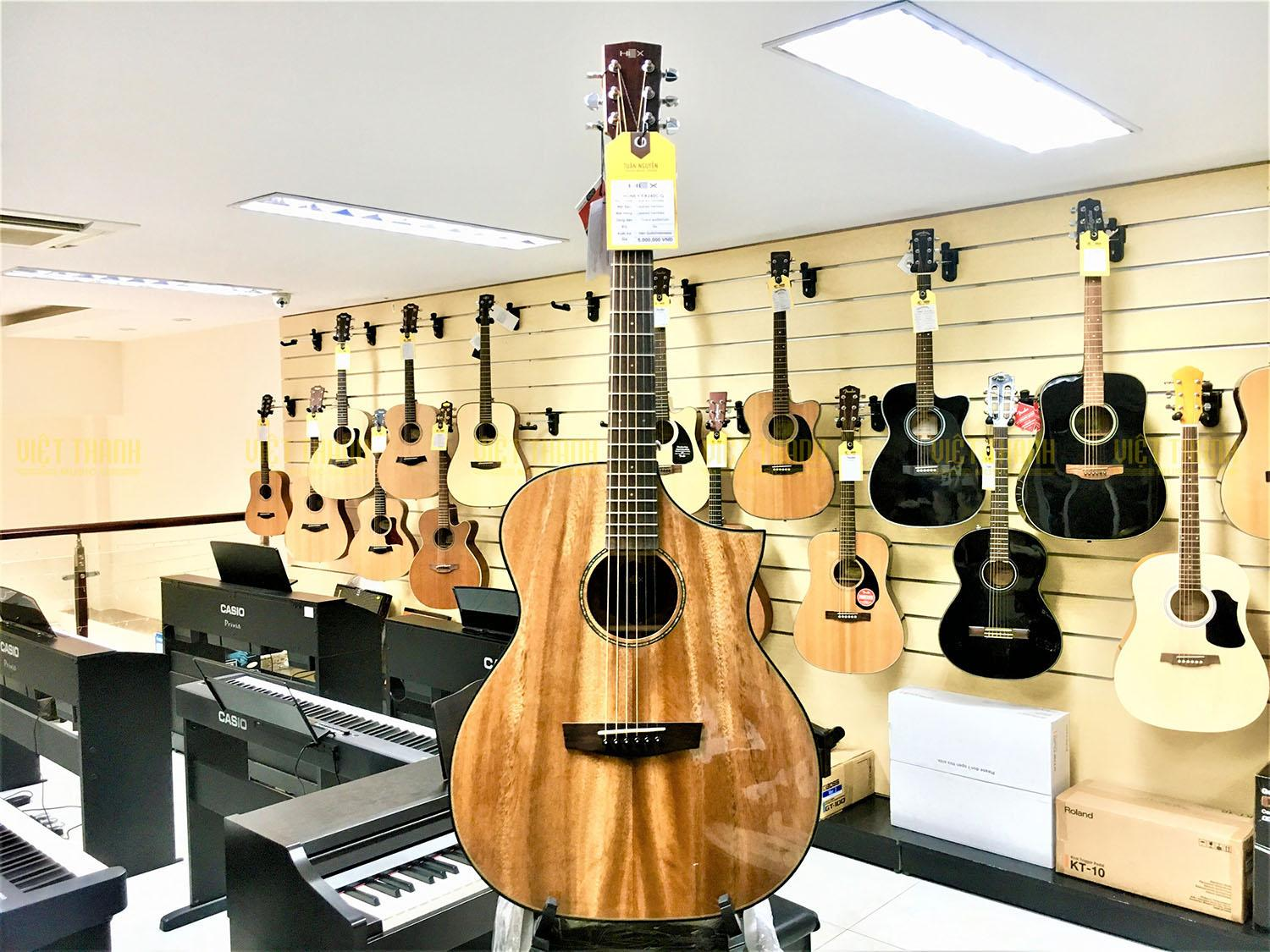 Đàn guitar Honey FX 240CG