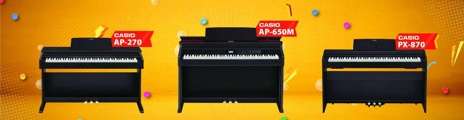 Piano Điện Casio
