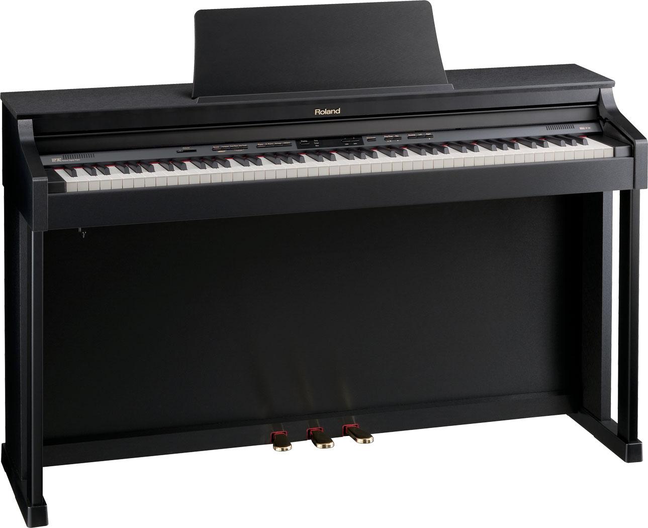 Đàn piano điện Roland HP-302 chính hãng, Giá Tốt