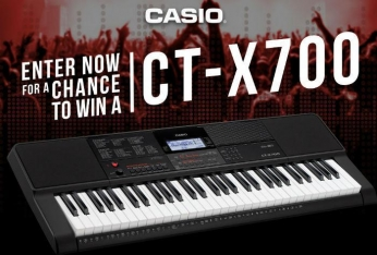 Review Casio CT-X700
